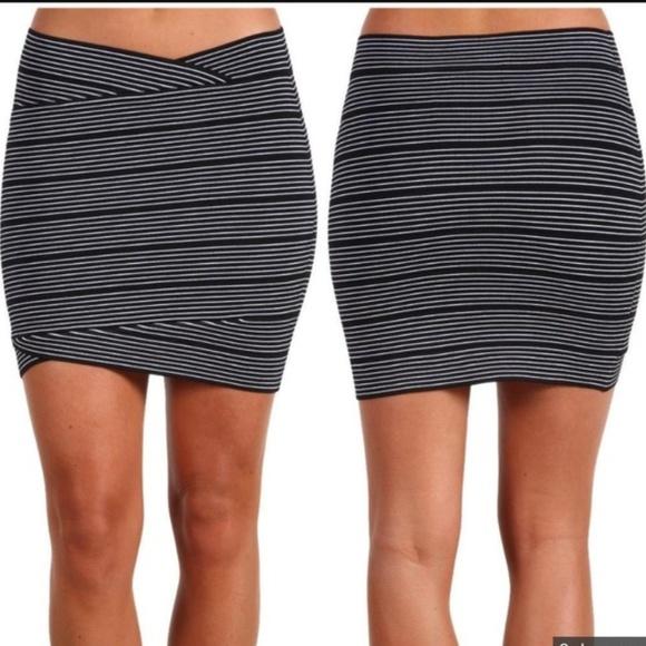 BCBGMaxAzria Dresses & Skirts - BCBGMAXAZRIA - NWOT Alisa Bandage Skirt